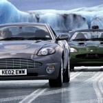 Jaguar XKR James Bond