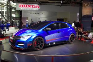 Stoisko Honda